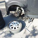 タイヤを長持ちさせるには、定期的にローテーションして摩耗を均等化させよう