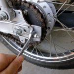バイクのトラブルを未然に防ぐ謎の呪文「ネンオシャチエブクトウバシメ」←何それ?