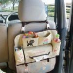 赤ちゃん連れのドライブには、ベビーグッズを丸ごと収納できるドライブポケットが超便利!