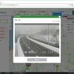 ドライブ先の天候や路面状況はライブ画像で確認すると便利だよ!