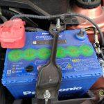 バッテリーがヘタってきたのでPanasonic CAOSシリーズに交換&容量アップしてみた