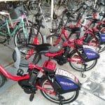 東京都内9区で使える自転車シェアリングを使ってみた。電動アシスト自転車はメッチャ楽!